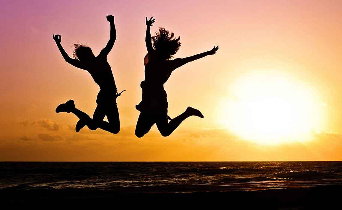 Få mere glæde i hverdagen