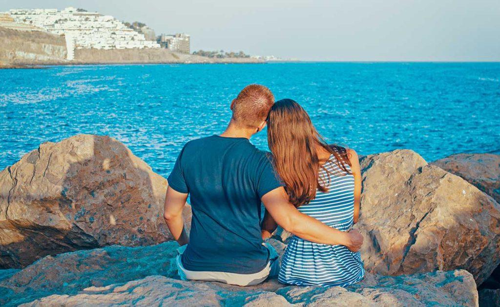 Parforhold og sommerferie
