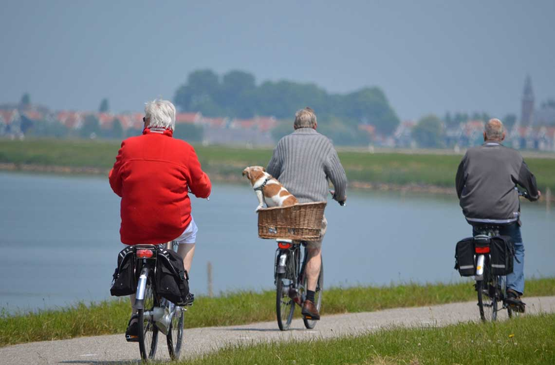 Nærvær er også en cykeltur