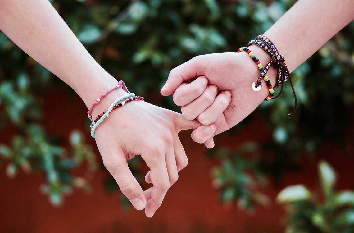Parforhold og samhørighed