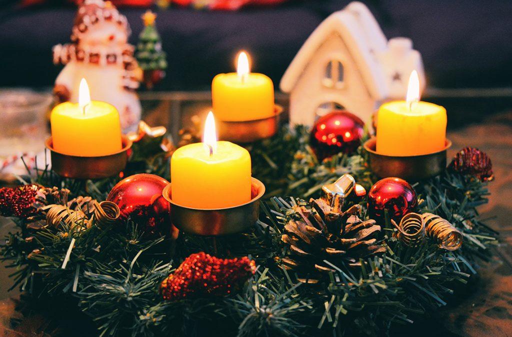 Julen er hjerternes fest, ikke?