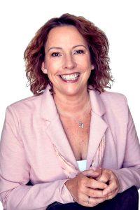 Psykoterapeut og parterapeut Helene Mau